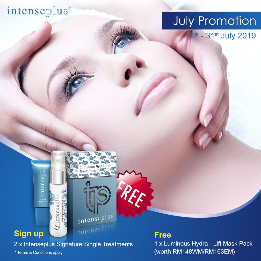 July 2019 Promotion